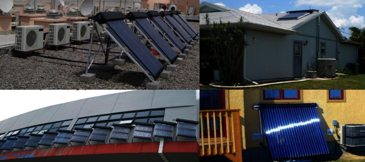 Ob private Wohnräume oder Industriegebäuden - SolarCool ist die effizienteste Lösung